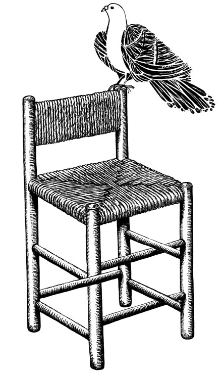 Silla Escher